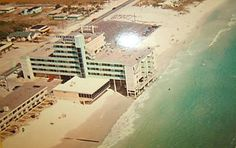 Fountainblue Terrace post card, Panama City Beach, Florida by stevesobczuk, via Flickr