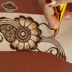 in this beautiful mehndi design video tutorial i will show you mehndi designs easy step by step Latest Henna Designs, Back Hand Mehndi Designs, Simple Arabic Mehndi Designs, Henna Art Designs, Mehndi Designs 2018, Mehndi Designs For Girls, Mehndi Designs For Beginners, Mehndi Design Photos, Dulhan Mehndi Designs
