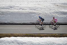 Giro d'Italia (2012) - Stage 20 Caldes/Val di Sole to Passo dello Stelvio (218km) 26 May 2012