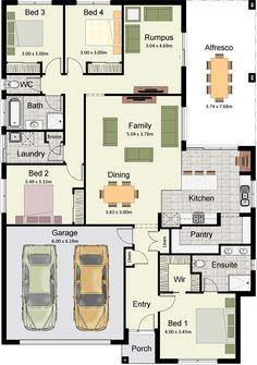 Kirkby 246 Home Design | House Design Kirkby 246   Home Design   Knockout  BR2 Or