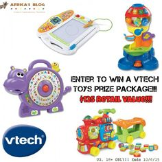 Sponsored by VTech Hosted by Africa's Blog & amazing her blogging friends!! To help our little ones meet important milestones as they grow VTech Learning Toys is helping by creating the VTech Expert Panel and Milestones. &...