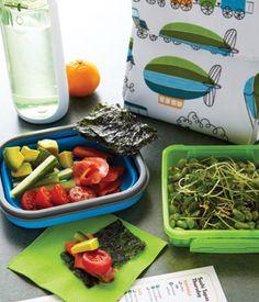 A Weekly School Lunch Menu Kids Will Love