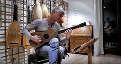 "The Only Playable Stradivarius Guitar Left in the World ""The Sabionari"" Made in 1679 — Video"