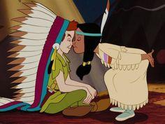 This is a great short video about the poor portrayal of Native Americans in popular Disney movies Peter Pan and Pocahontas. Walt Disney, Disney Pixar, Animation Disney, Disney Nerd, Disney And Dreamworks, Disney Cartoons, Disney Love, Disney Magic, Disney Characters