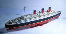 RMS Queen Mary was a British ocean liner built in 1936 and operated until 1967 now preserved in Long Island California #QueenMary #RMSQueenMary #OceanLiner #Ship