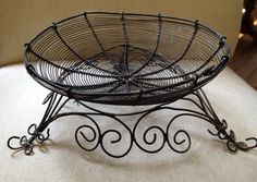 Antique Fil de Fer French Wire by PatinaPosh on Etsy, $39.95