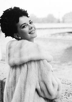 Natalie Wood, 1962.