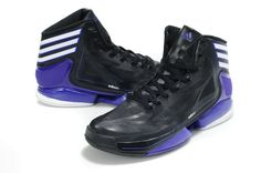Buy Adidas Basketball shoes 2012 Crazy Light 2 Black Electricity Club Purple G259158  $64