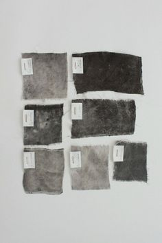 Soot by Jetske Visser. The coal-black material is collected and used as a pigment.