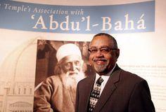 Van Gilmer, Music Director at the Baha'i House of Worship #Bahai