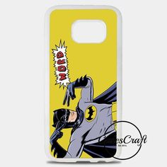 Batman Vs Superman Comic Samsung Galaxy S8 Plus Case | casescraft