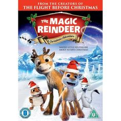 http://ift.tt/2dNUwca | The Magic Reindeer DVD | #Movies #film #trailers #blu-ray #dvd #tv #Comedy #Action #Adventure #Classics online movies watch movies  tv shows Science Fiction Kids & Family Mystery Thrillers #Romance film review movie reviews movies reviews