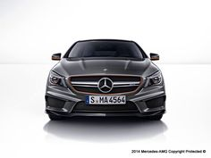 Mercedes CLA Shooting Break AMG