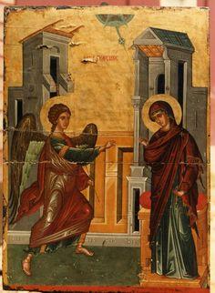 Byzantine Icons, Sacred Art, Madonna, Religion, Angels, Blessed, Christian, Painting, God