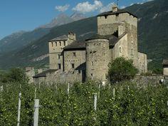 Sarriod de la Tour, Valle d'Aosta, Italy