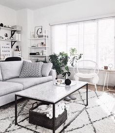 smart solution small apartment living room decor ideas to feel less cramped 47 40 Ikea Living Room, Small Apartment Living, Small Apartment Decorating, Ikea Studio Apartment, Apartment Design, Room Wall Decor, Home Design, Design Ideas, Interior Design