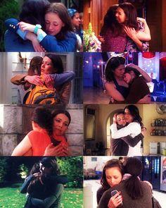 Gilmore Girls Hugs