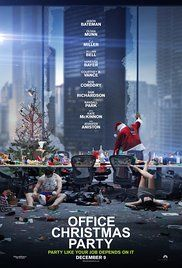 Watch Jennifer Aniston, Kate McKinnon, Jason Bateman & more in the Office Christmas Party clips Office Christmas Party Movie, Christmas Party Poster, Christmas Movies, Holiday Movies, Christmas Holiday, Kate Mckinnon, Olivia Munn, Jennifer Aniston, 10 Film