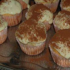 Tiramisu muffin recept