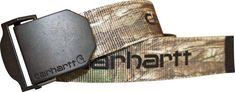 CARHARTT Carhartt Signature Webbing Belt. #carhartt #