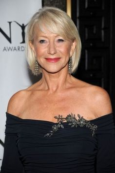 Actress Helen Mirren attends the Annual Tony Awards at Radio City Music Hall on June 2010 in New York City. Actress Helen Mirren attends the Annual Tony Awards at Radio City Music Hall on June 2010 in New York City. Dame Helen, Ageless Beauty, Aging Gracefully, Look At You, Cannes, Lady, My Idol, Hair Cuts, Hair Beauty