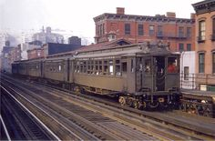 United StatesCity: New YorkSystem: New York City TransitLine: Avenue ElLocation: Street Car: MUDC 1266 Photo by: Vincent SeyfriedCollection of: Joe TestagroseDate: (this week/total): 0 / 6052 New York Subway, Nyc Subway, Sailing Day, United States Cities, Metro Rail, Metro Subway, Abandoned Ships, U Bahn, Electric Train
