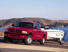 2000–04 Dodge Dakota Sport Quad Cab '1999–2004 Dodge Dakota, Quad, Sports, Hs Sports, Sport, Quad Bike