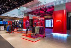 NIKE TECH PACK   Retail Interior at NikeTown, London, September 2015 by…