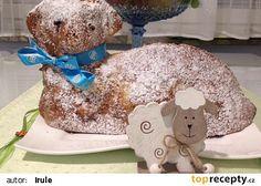 Hrníčkový beránek s margotkou recept - TopRecepty.cz Teddy Bear, Treats, Toys, Sweet, Cooking, Sweet Like Candy, Activity Toys, Candy, Kitchen