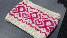 Ravelry: PinkRibbon Headband pattern by KseniaNIK (by_ksynik)