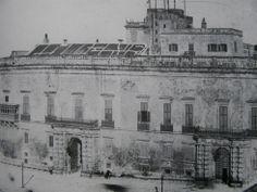 Governor's Palace Valletta Malta late 1850s