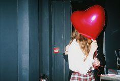 Imagem de girl, heart, and grunge