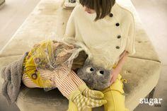 Blanca from Sugar Kids for Vogue España by Anouk Nitsche.