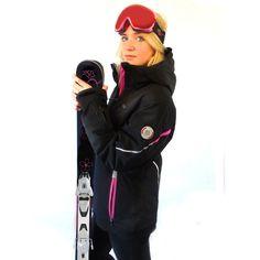 1000 images about veste de ski femme on ski icons and orange