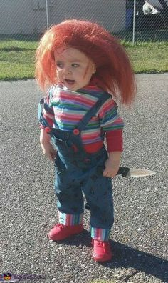 Chucky - Halloween Costume Contest at Costume-Works.com  sc 1 st  Pinterest & father son costumes - Google Search | Halloween | Pinterest | Father ...