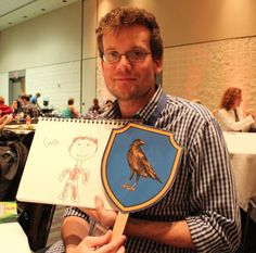 John Green thinks Augustus Waters is Ravenclaw