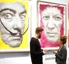 Artexpo New York: Buy, display, love.  Artwork by Stale Amsterdam