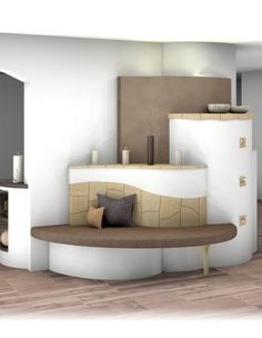 Kachelofen Floor Chair, Bungalow, Flooring, Design, Furniture, Home Decor, Tiling, Tile, Modern Ceramics