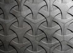 Concrete Tile | Japanese Weave | Tile Design : Ceramic Tile, Wall Tile, Floor Tile