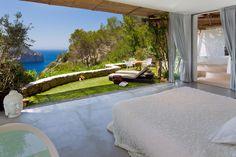 Bedroom with Garden