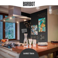 Barbot Íman - Sinta-se atraído por esta tinta com efeito magnético, que lhe permite personalizar e transformar as suas paredes em autênticos murais de recordações. www.barbot.pt