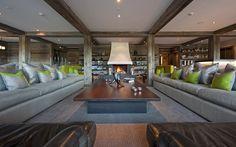 The Lodge Verbier Richard Branson Virgin Property  £fifty-five K per wee'k