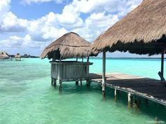 La lagune aux 7 couleurs, Bacalar, Yucatan, Mexique