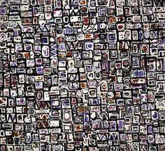 Lee Krasner, Painting Number 19, c. 1947-48.  Art Experience NYC  www.artexperiencenyc.com