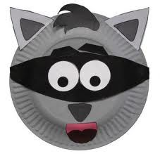 chester raccoon mask - Google Search
