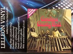ELF (f/t Ronnie James Dio) Carolina Country Ball LP LONG7 A2/B3 Rock 1974 70's Music:Records:Albums/ LPs:Rock:Classic
