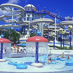 Wet N' Wild water park...definitely on my list for this summer