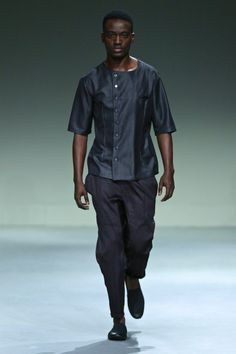 Influenced Fall/Winter 2016 - South Africa Fashion Week   Male Fashion Trends