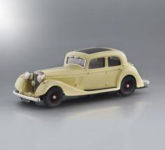 1937 Jensen 3.5 Litre S Type
