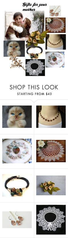 """""""Gifts for your mother"""" by varivodamar ❤ liked on Polyvore featuring Swarovski and modern"""